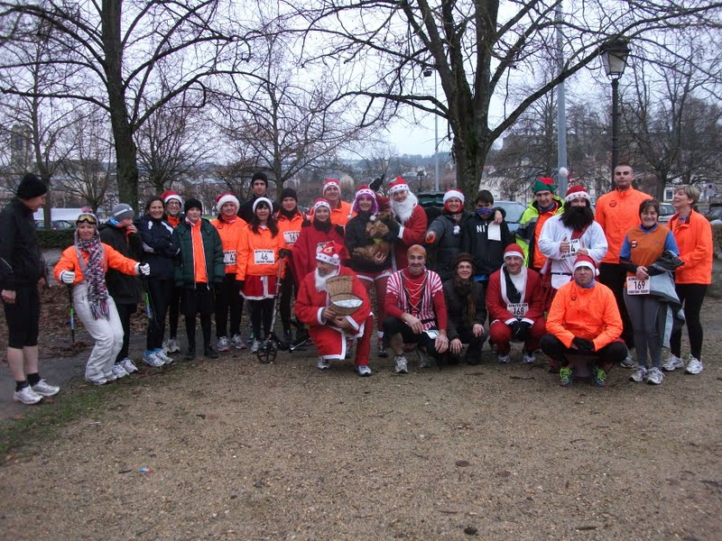 Corrida de Noël 2012