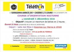 Affiche telethon 2019